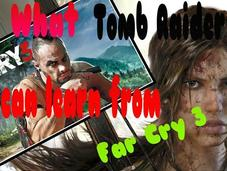 What Tomb Raider Learn From