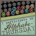 Alphabe Thursday: Favourite Flower Fotos