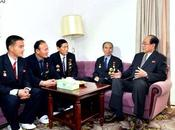 President Visits Rocket Launch Personnel Accommodation
