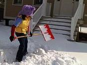 Shoveling Snow While Pregnant: Tips Advice