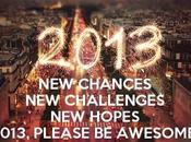 2013 Goals: Revised