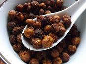 Anti-Inflammatory Snacking: Roasted Moroccan-Spiced Chickpeas