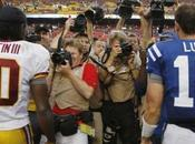 """Think Destined This Forever"""": Robert Griffin Andrew Luck"""