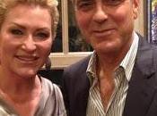 George Clooney Brings Tequila, Best Friend 1000-Watt Smile Dallas