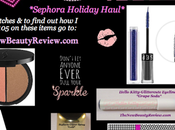 Sephora Holiday Sale Haul