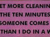 Advice from Attention Deficit Housekeeper