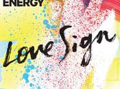 Free Energy Love Sign