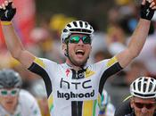 Tour 2011: Cavendish Sprints Stage