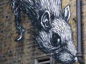 Giant Rodent Goulston Street