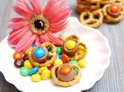 Salted Pretzels Chocolate Buttons