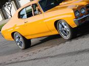 Rensselaer Cruise Night 2011 Rensselaer, Indiana: Yellow Nova [Flickr]