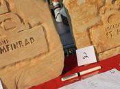 Meinrad Sesquicentennial; Meinrad, Indiana: Stone [Flickr]