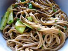 Simple Summer Soba Noodle Recipe