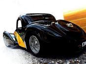 Bugatti Illustration Marco Reggiani