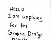 Design Cover Letter Presentation
