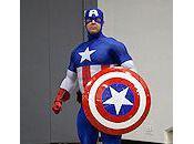 History Captain America