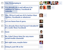 Will GOOGLE+ Affect Your Social Media Marketing Program?