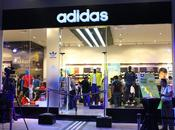 Adidas Launches Store