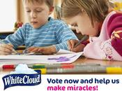 Your Vote Help White Cloud Children's Miracle Network Create Miracles Children