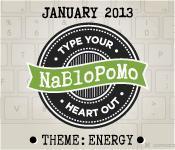 What Your Kryptonite? #nablopomo