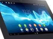 Sony Xperia Tablet Soon Available