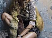 Edita Vilkeviciute Patrick Demarchelier Vogue Spain January 2013