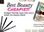 Awesome Beauty Cheapies (All Under Bucks)!