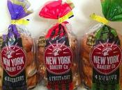 York Bakery Limited Edition Blueberry Bagels Fruit Onion Chive