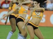 Houston Dynamos Cheerleaders