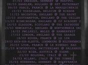 Generator Saint Vitus Announce European Tour Dates
