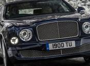 2014 Bentley Mulsanne Ultimate Grand Tourer