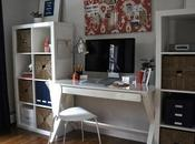 Feature Friday: Unbelievable Navy Blue Coral Office Transformation