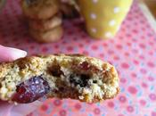 Cherry, Chocolate, Cornflake Coconut Cookies (the Everything Cookie)