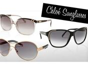 Chloe Sunglasses Off!