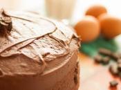 Wordless Wednesday National Chocolate Cake