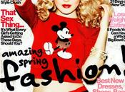 Cover: Dakota Fanning Ellen Unwerth Glamour March 2013