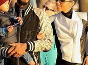 Celeb Style: Swizz Beatz Spotted Europe with Wife, Alicia...