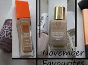 Late] November Favourites