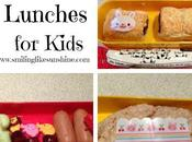 Bento Lunches Kids
