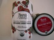 Nourish USDA Organic Body Wash Cream Review