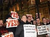 House Commons Approves Same-Sex Marriage Great Britain