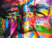 Eduardo Kobra's Niemeyer Tribute