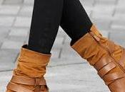 High-heeled Boots, Comfy Boots