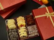 Chinese Year Assorted Cookie Boxes