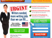 Writing Jobs?