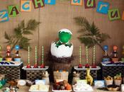 "Super Cute Dinosaur Themed Birthday ""Zachysaurus"" It's Cake Thing Jhoanee."