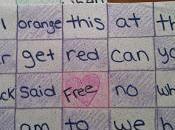 Happy Valentine's Day! Sight Word Bingo