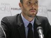 Pistorius Charged with Girlfriend's Murder