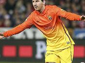 Lionel Messi Passes Barcelona Goals