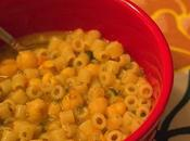 Meatless Monday: Chickpea Pasta Stew
